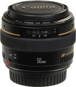 Canon EF-50mm-f/1.4-Normal
